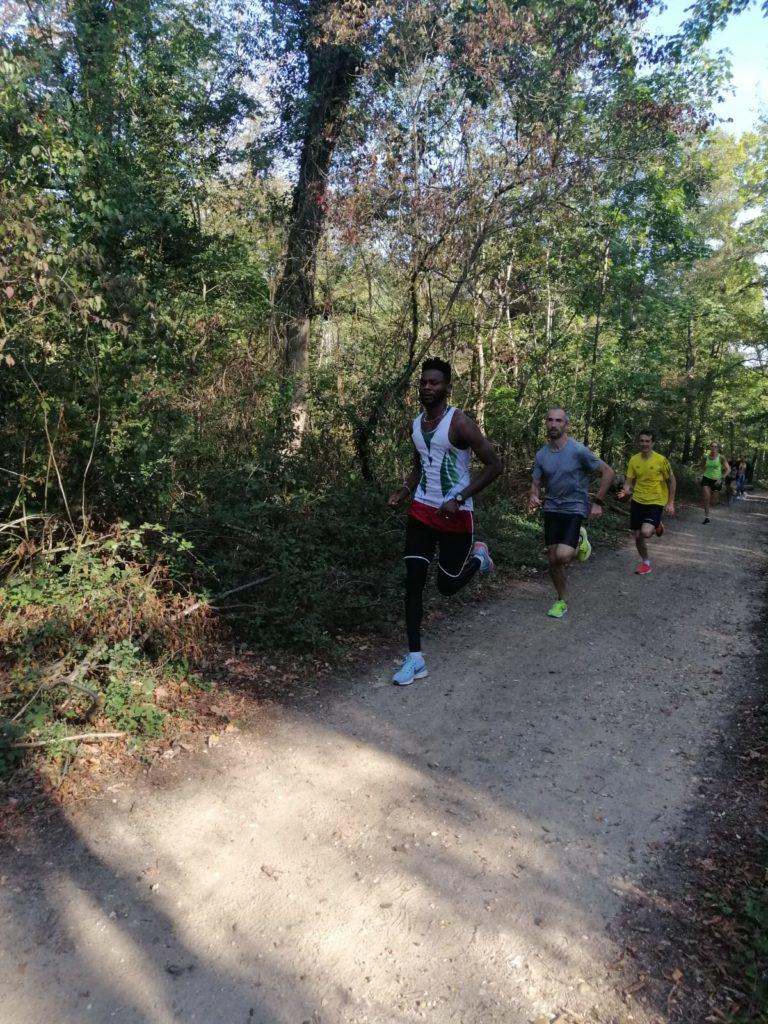 Reprise entraînement Samedi - Forêt de Maisons Laffitte